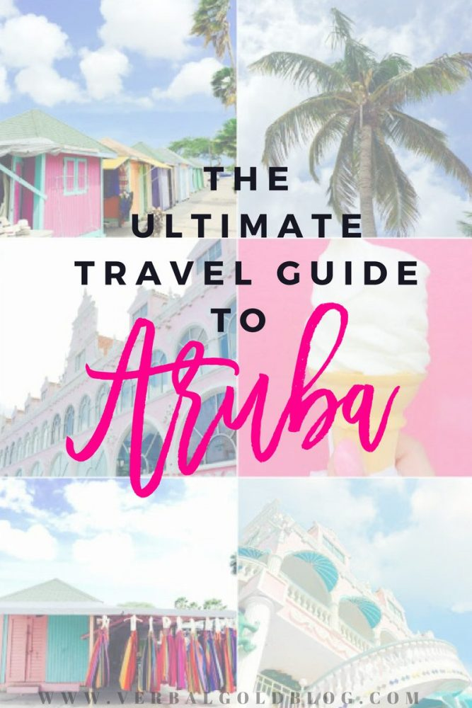 travel blogger city guide travel guide vacation guide to Aruba