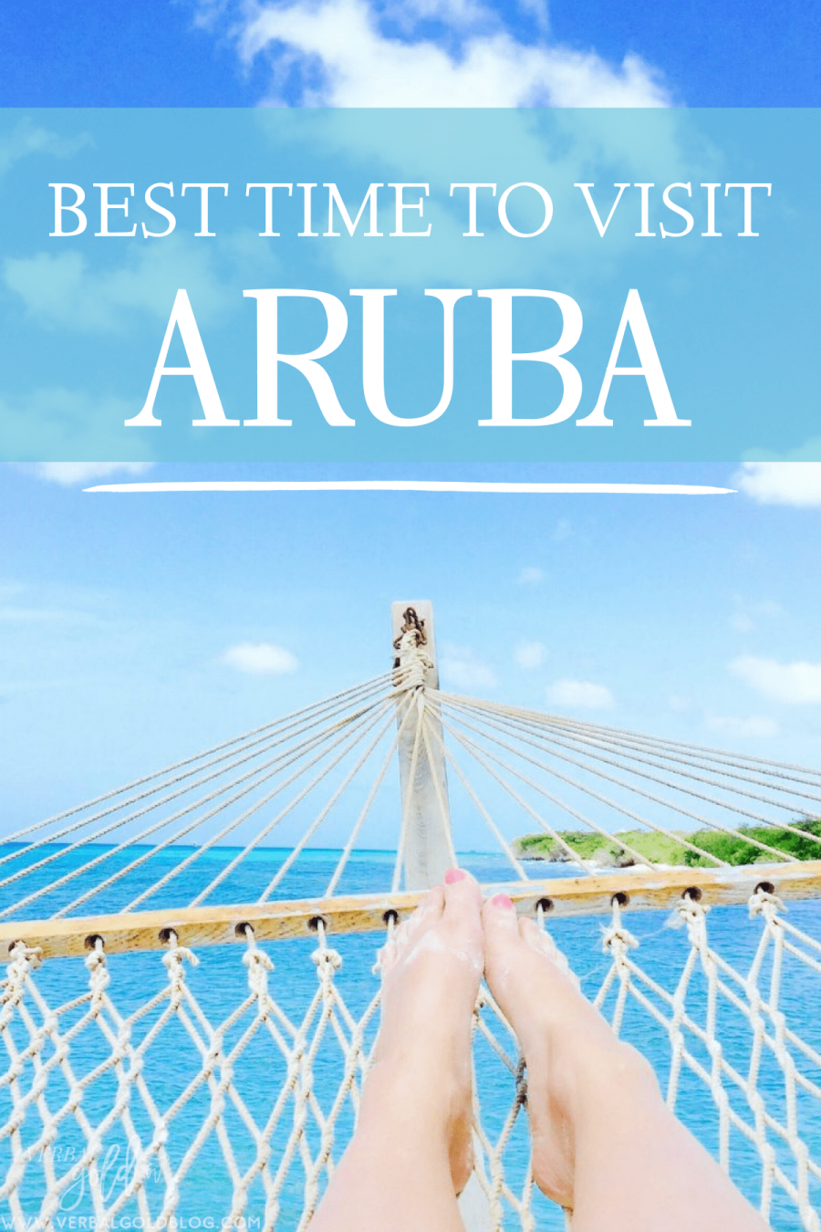 Answering the ultimate question: When is the best time to visit Aruba? In this post, I share all the tips and things to know to make sure you plan your trip to Aruba at the right time