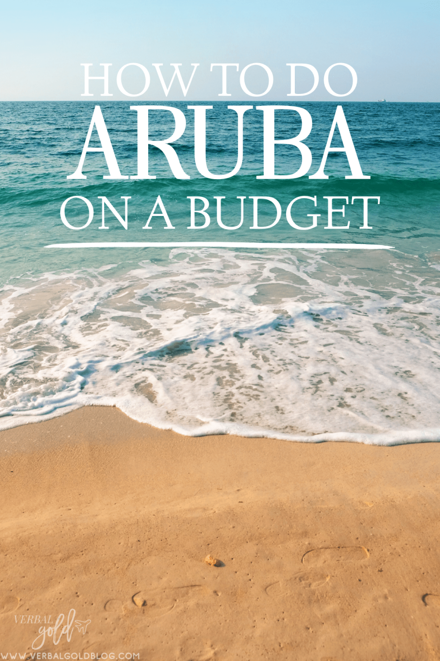 Aruba on a budget? It's possible! In this travel guide to Aruba, I share how to plan a trip to Aruba on a budget
