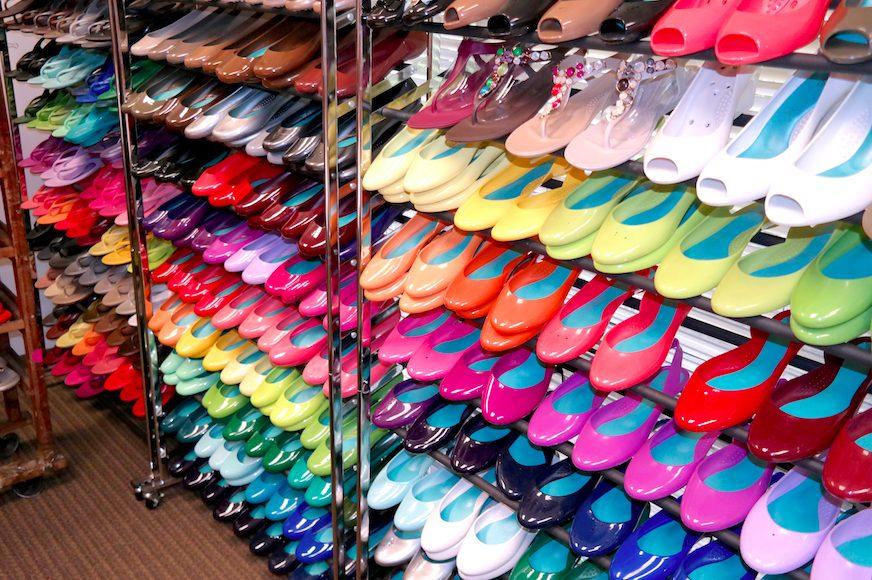 oka-b shoe factory tour