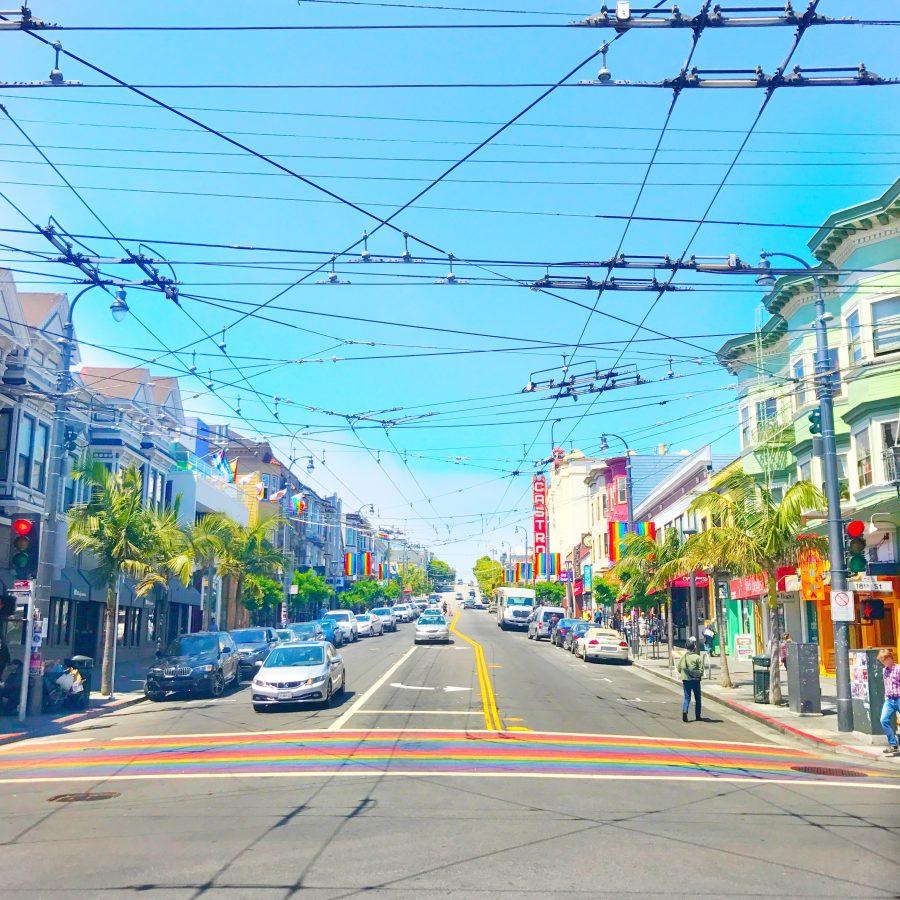 castro sf San Francisco travel blogger