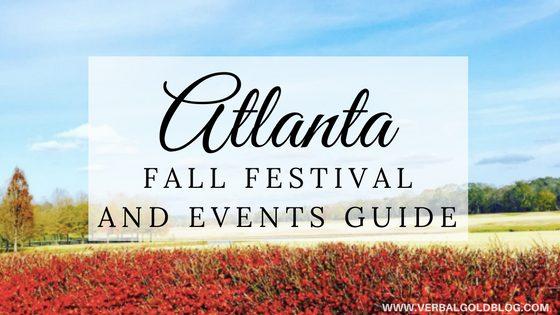 atlanta fall events