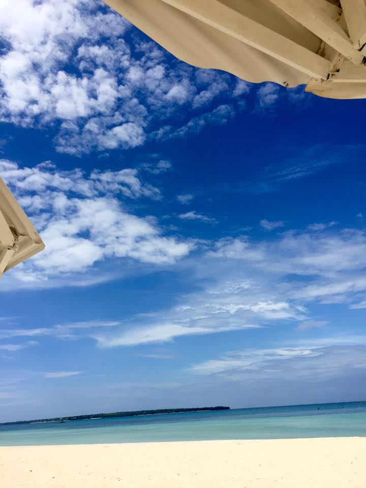 Santa Fe Beach Club private beach