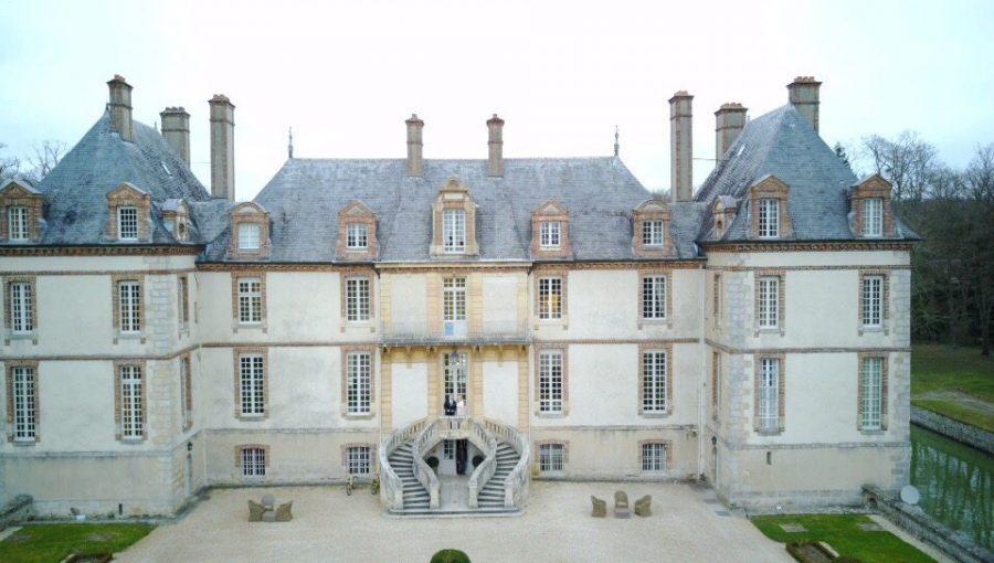 chateau de bourron France castle travel blogger
