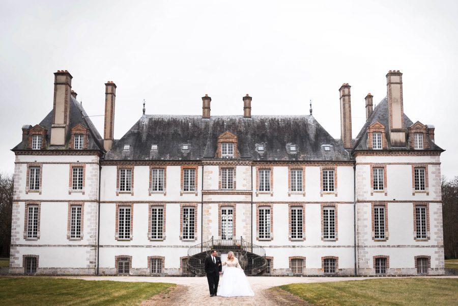 chateau de bourron wedding france