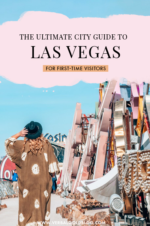 The Ultimate Travel Guide to Las Vegas, Nevada!