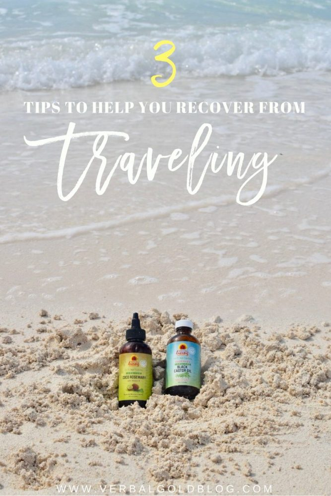 hair skin care recover from travel blogger tropic isle living review