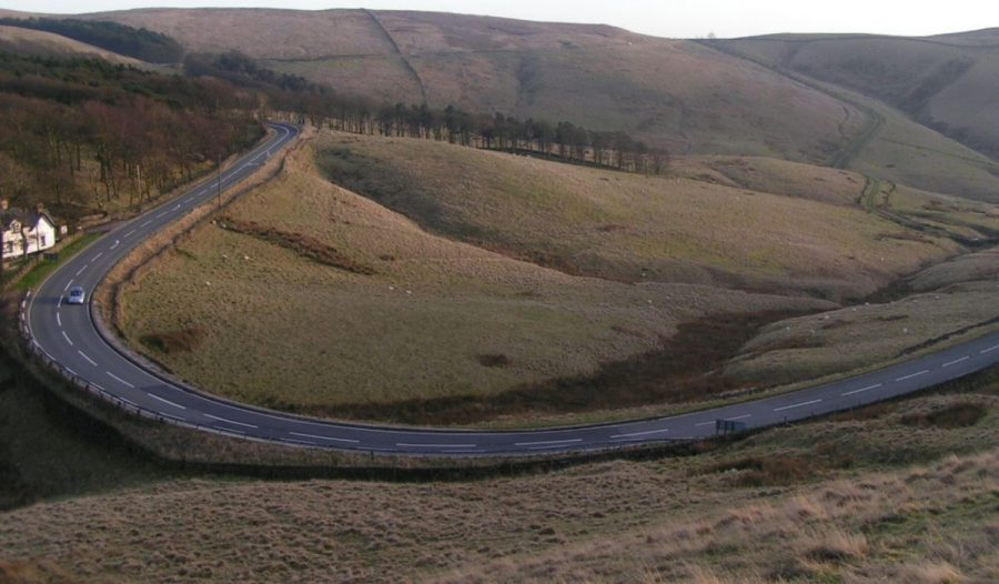 A5004 Derbyshire