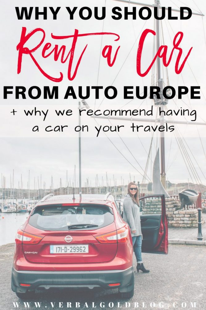 WHY YOU SHOULD FROM AUTO EUROPE