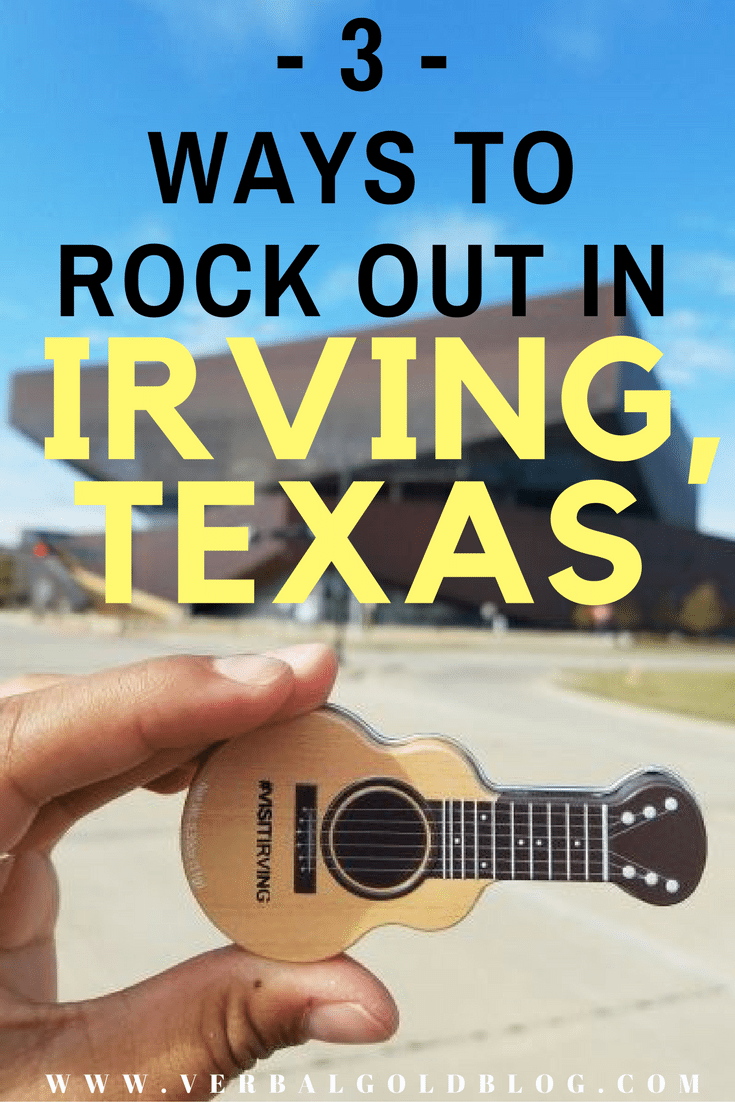 Irving Texas travel blogger