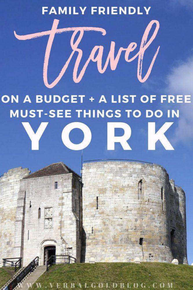 York family travel budget friendly travel