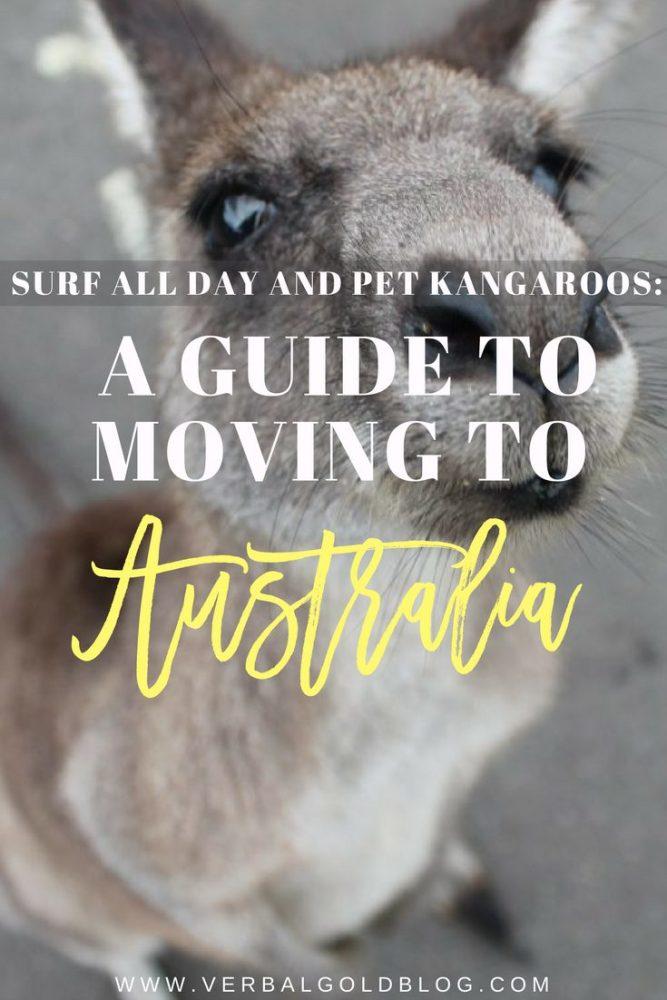 Australia travel blogger move to Australia