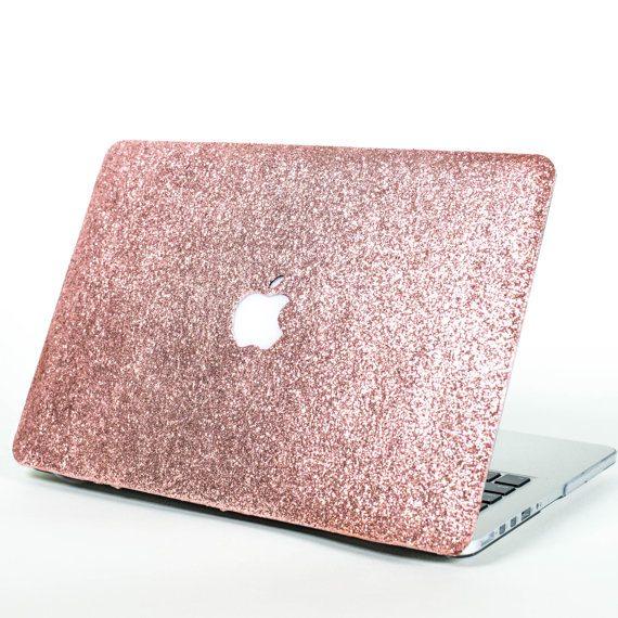 glitter lap top case