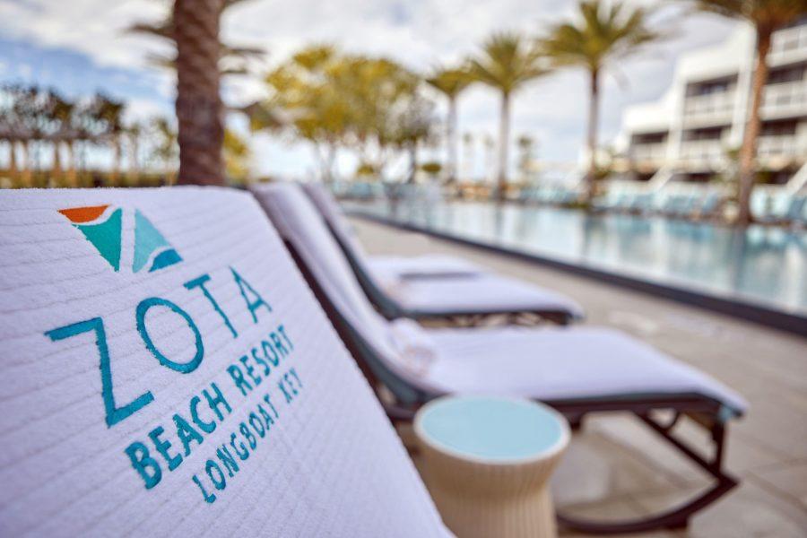 zota beach resort longboat key Florida travel blogger
