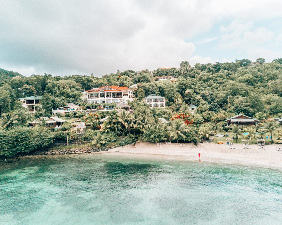 The Ultimate Travel Guide to St.Lucia travel blogger Saint Lucia vacation