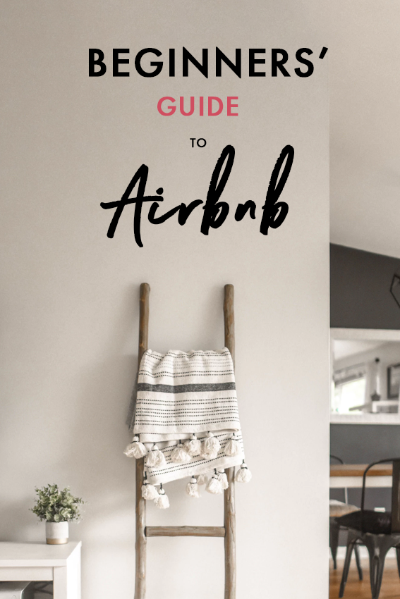 Thinking for giving Airbnb a try but not even sure where to start or how to use it? Here is the beginner's guide to Airbnb answering all your questions!