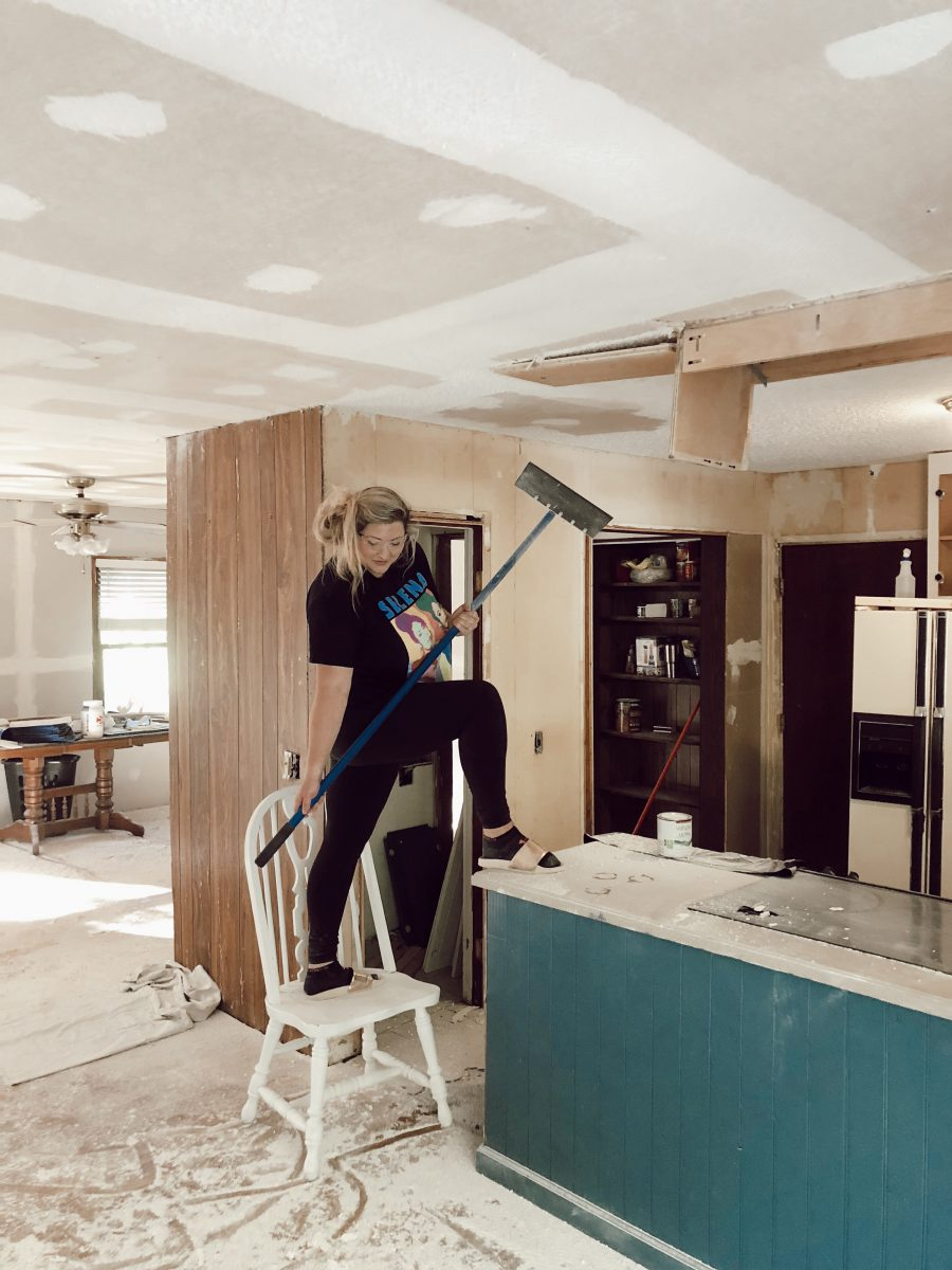 Working on our first house flip wasn't easy! Here is everything you need to know if you're planning on flipping your first house flip