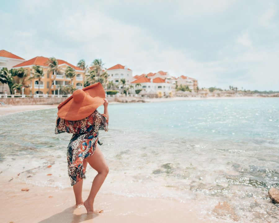Heading to the Caribbean soon? These are some of the best beach kimonos and cover ups that you need to pack!