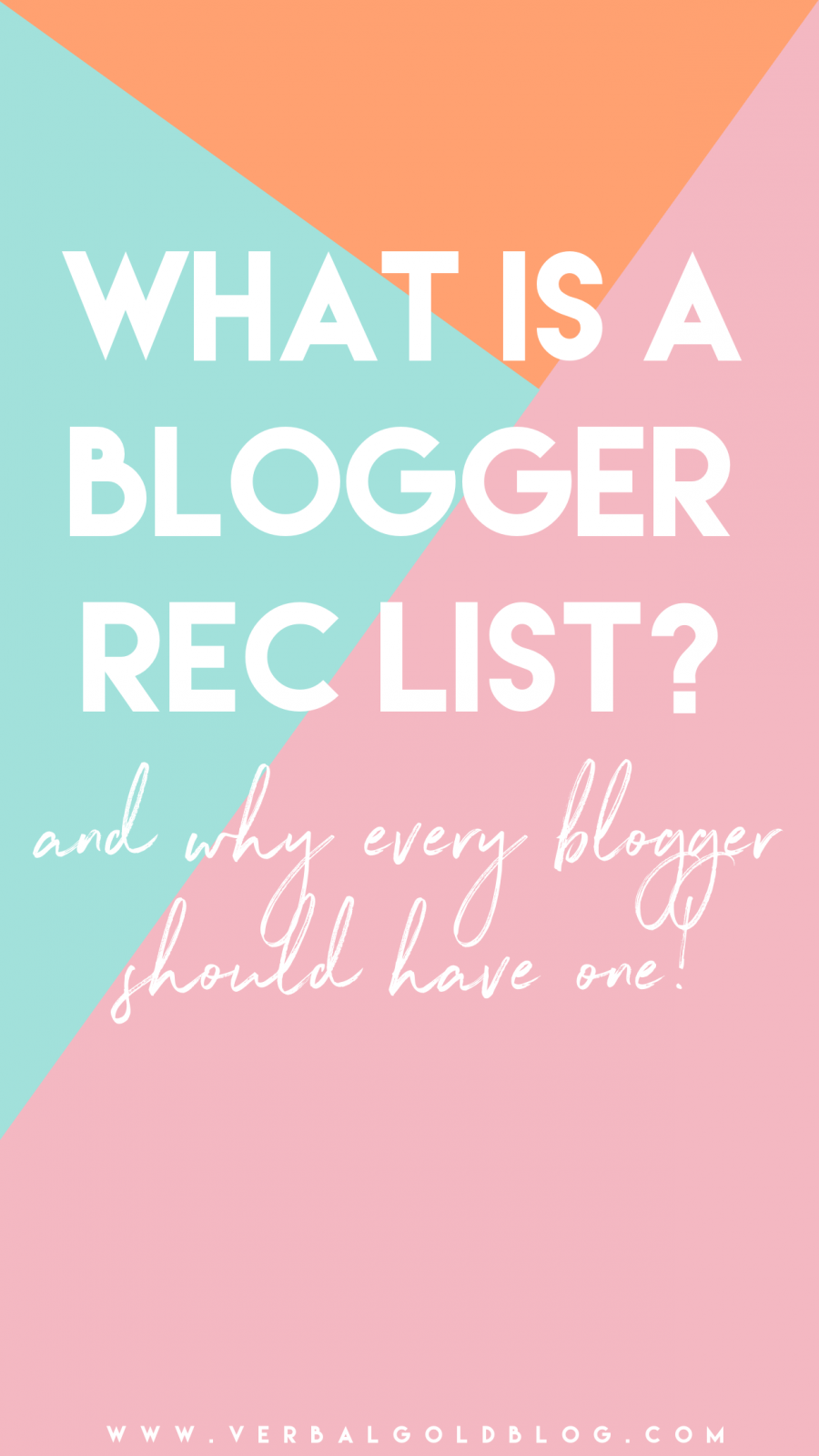 Wondering how to make money blogging? One of the musts that no one talks about is creating a recommendation list and here's everything you need to know to create your own! #Blogging
