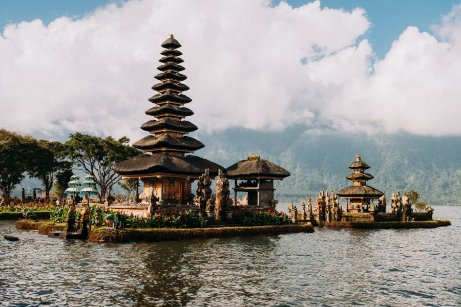 Bali brims with temples, so make sure you visit a few!