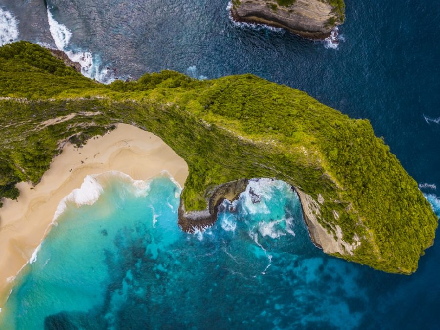 Nusa Penida is one of the most incredible places to visit in Bali