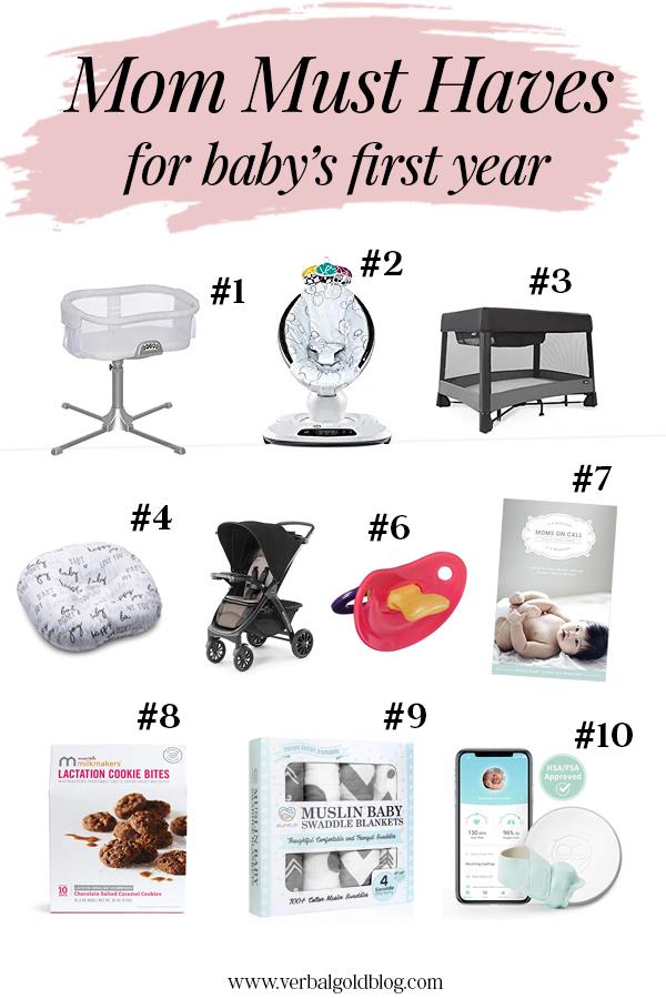 top 10 baby products you can't live without