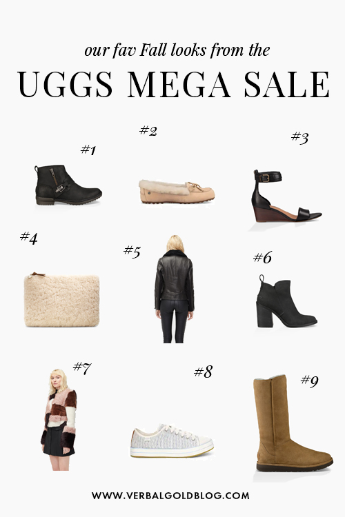 UGGS Sale: 20% Off Our Fav Fall Looks
