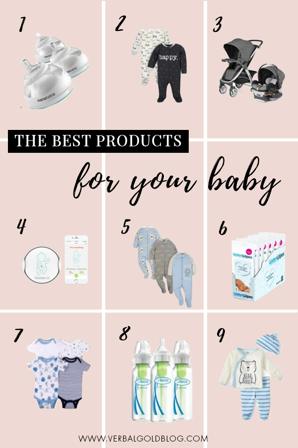 Get Ahead of Holiday Shopping With These Baby Must Haves