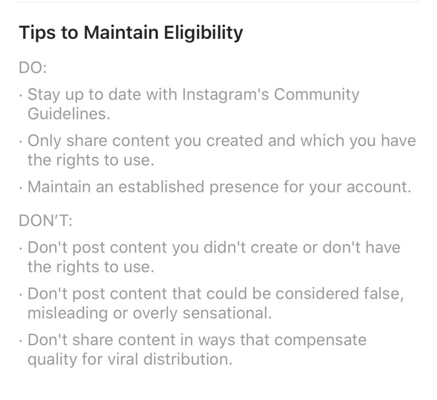Does posting a picture on Instagram make you lose your rights to the image?