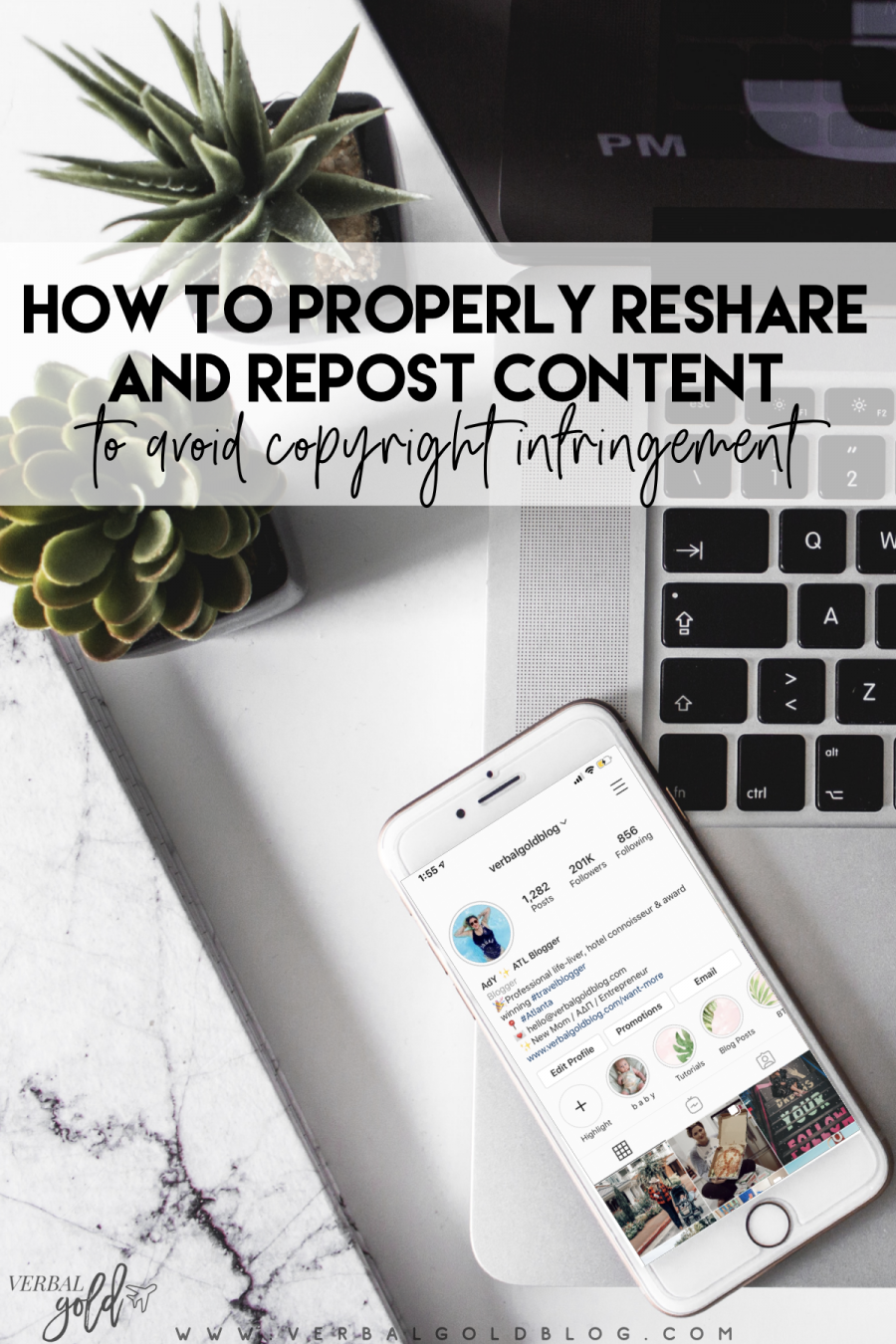 How To Properly Reshare and RePost Content To Avoid Copyright Infringement + What To Do If Your Content Gets Stolen