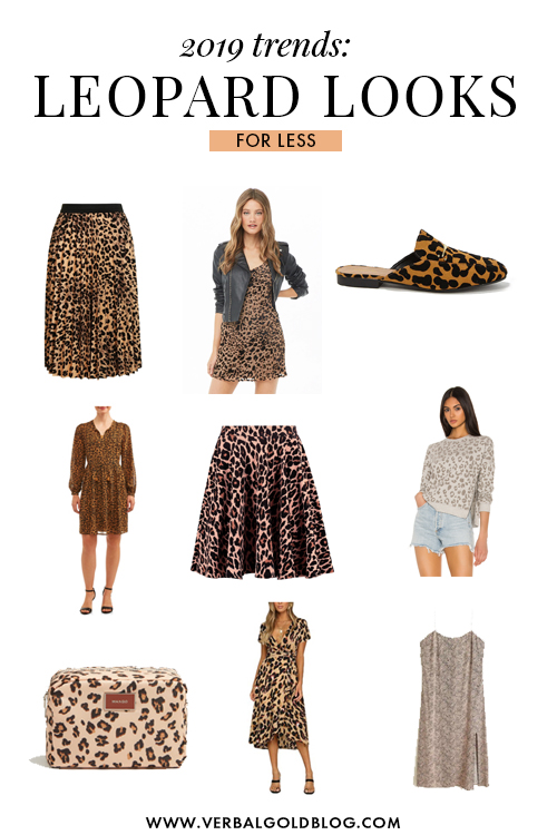 Leopard Looks For Less