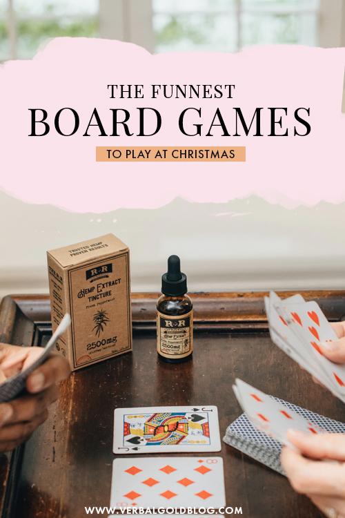 Fun Board Games to Play at Christmas