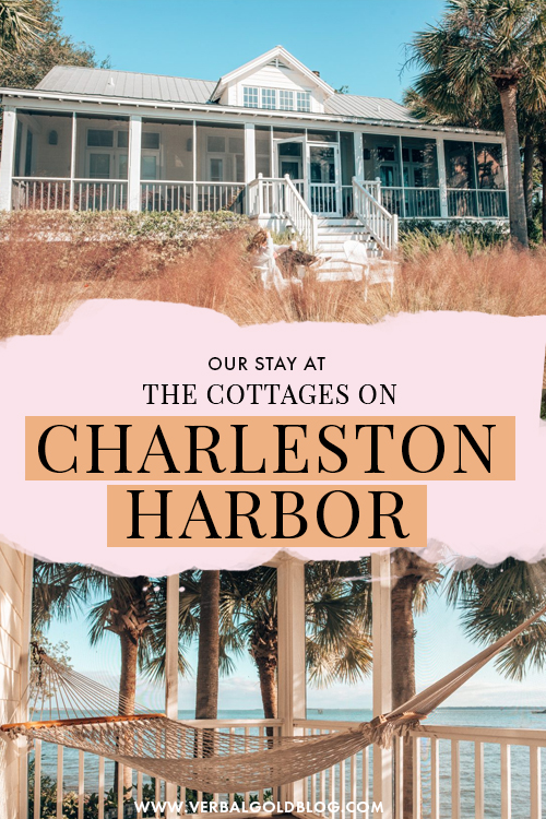 Our Stay at The Cottages On Charleston Harbor