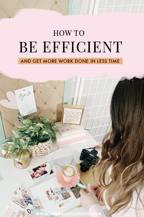 Tips On How To Be Efficient as a Girl Boss