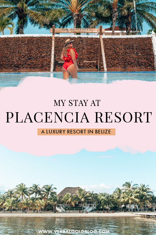 My Stay at The Placencia Resort in Belize