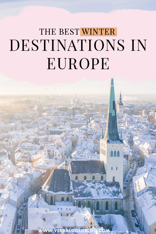 The Best Winter Destinations in Europe