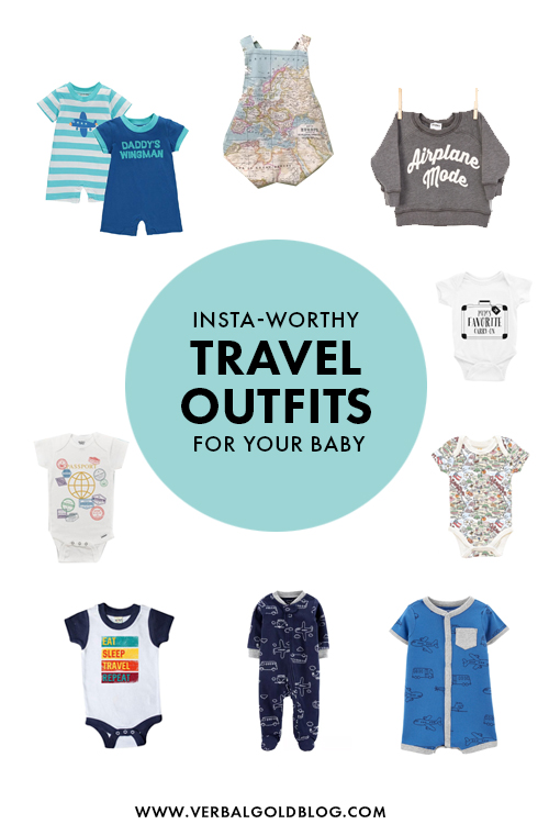 Insta-Worthy Travel Outfits For Your Baby