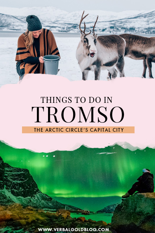 6 Things to Do in Tromso, Norway