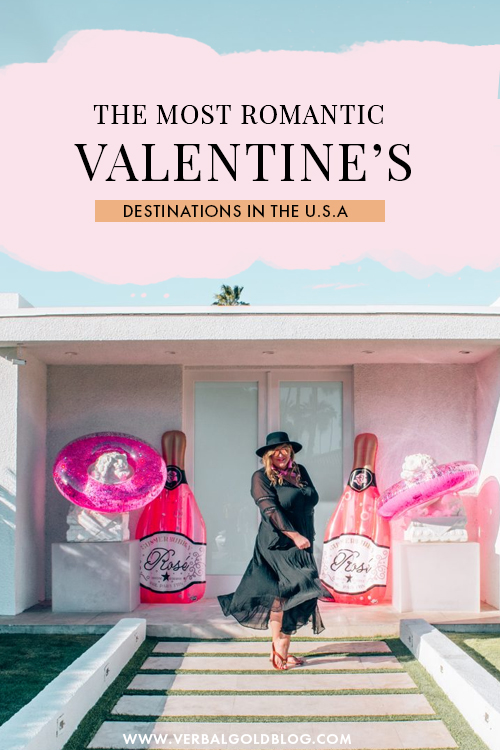 The Most Romantic Valentine's Day Destinations in the US
