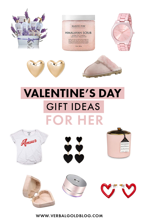 The Best Valentine S Day Gifts For Her Verbal Gold Blog