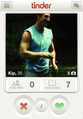 Tinder: The New App: A review and guest post - Verbal Gold Blog