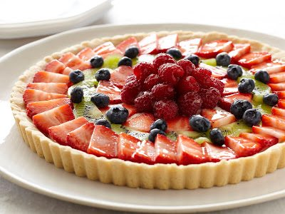 Summer Fruit Pie Tart Recipe Verbal Gold Blog