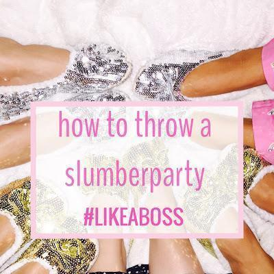 How To Throw A Slumber Party Likeaboss Pt 2