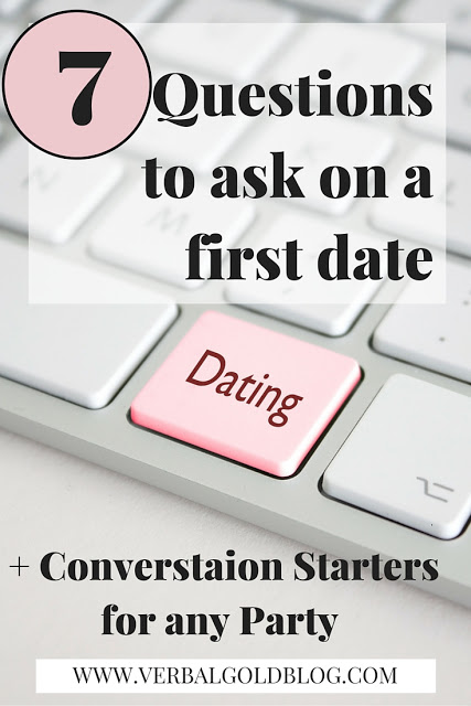 Questions when first dating