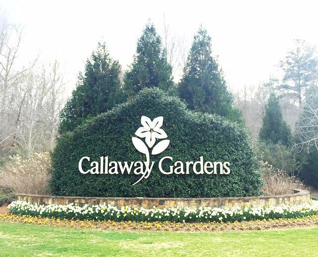 A Weekend Getaway @ The Lodge And Spa At Callaway Gardens
