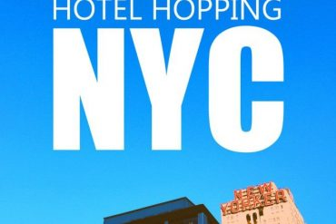 hotel hopping nyc