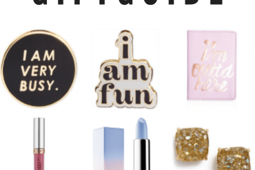 gift guide stocking stuffer holiday gifts