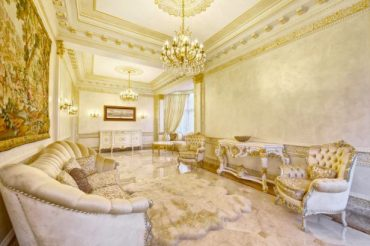Bring French provincial furniture home and enjoy the classy living