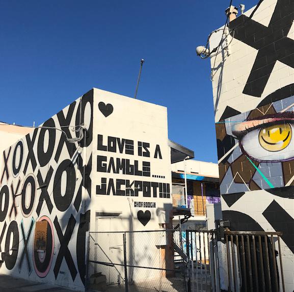 Wall Murals Las Vegas Travel Blogger Part 88