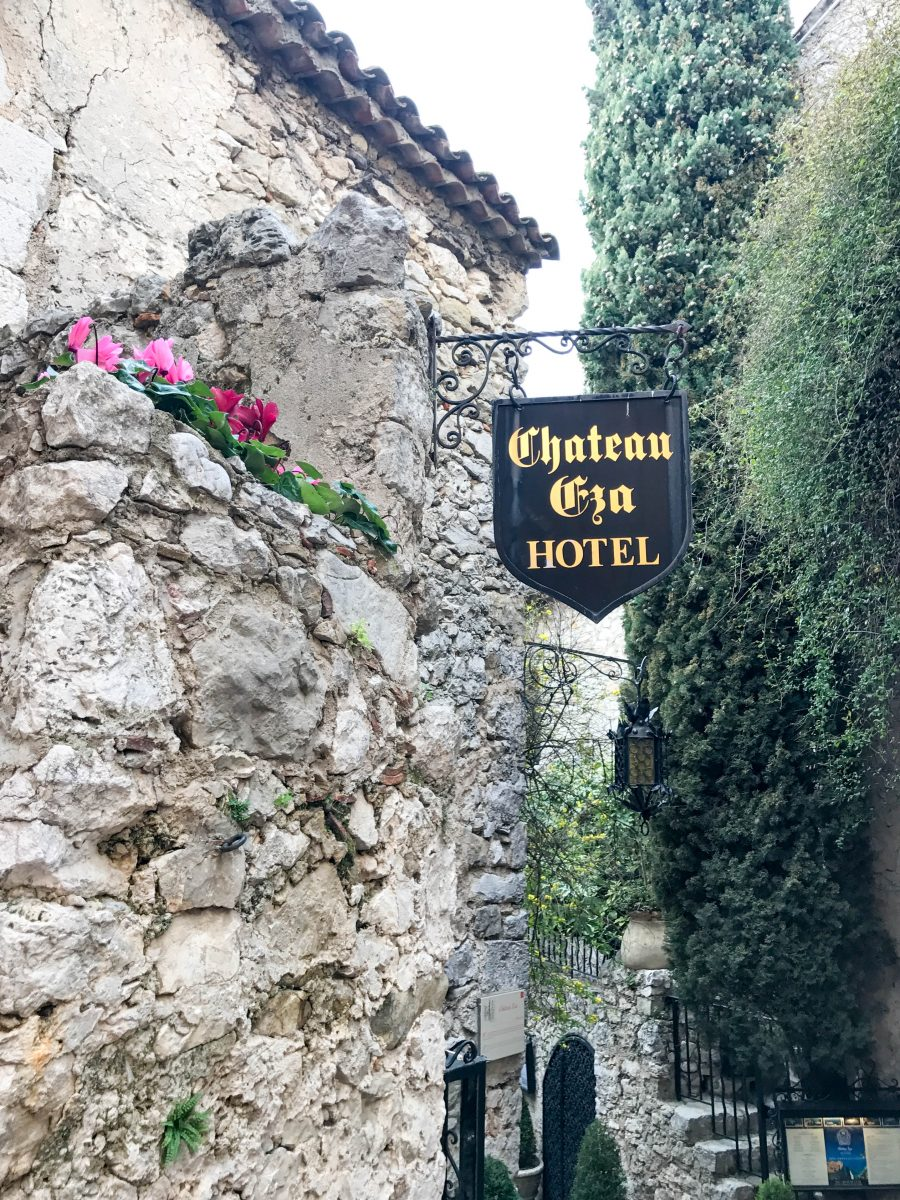 Our Stay At The 5 Star Luxury Boutique Hotel Ch 226 Teau Eza
